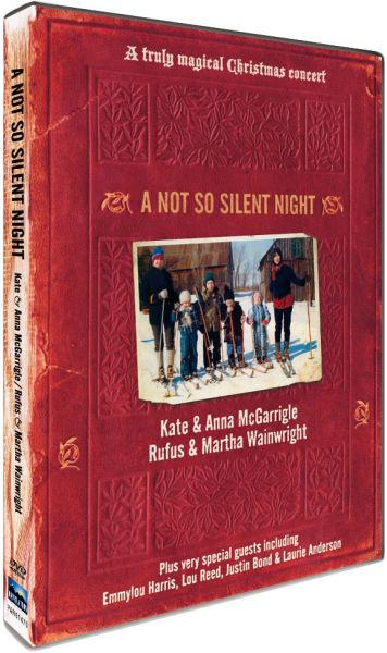 Rufus Wainwright & The McGarrigles' Not So Silent Night