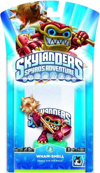 Skylanders wham shell