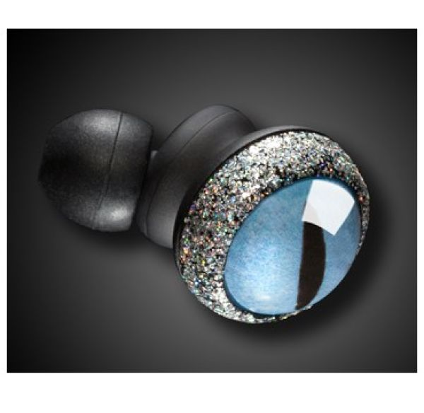 Quarkie Earphones - Cat Eye