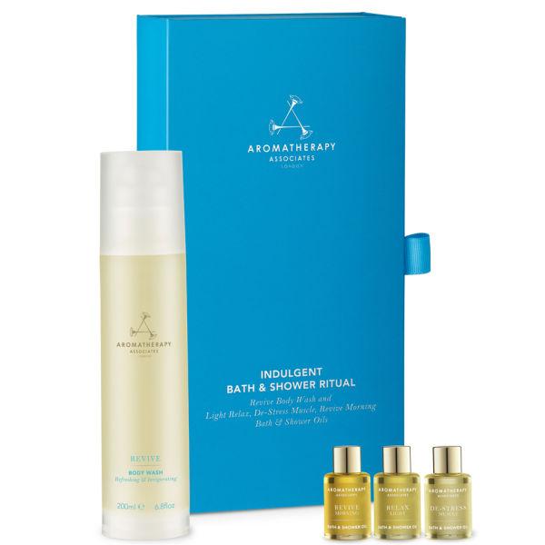 aromatherapy associates indulgent bath and shower oil