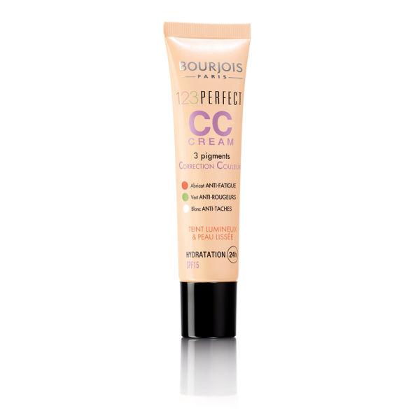 Fondo de maquillaje CC Cream de Bourjois