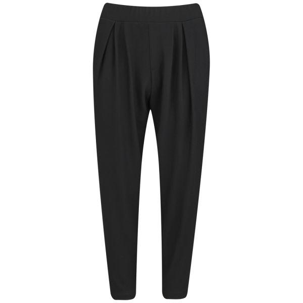 Helmut Lang Women's Sonar Wool Pants - Black