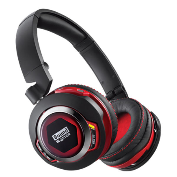 Creative Sound Blaster Evo Zx Bluetooth Gaming Headset (PS4, PC, Mac, Mobile)