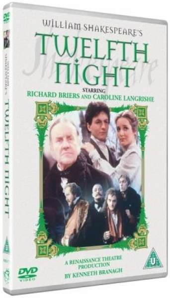 Twelfth Night (Briers, Langrishe)