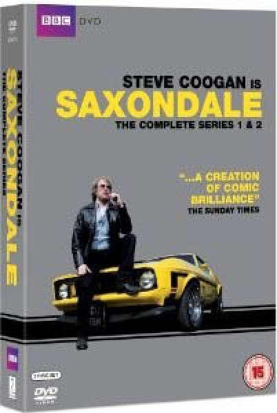 Saxondale - Series 1-2 - Complete