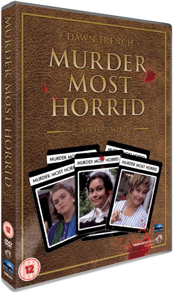 Murder Most Horrid - Series 2