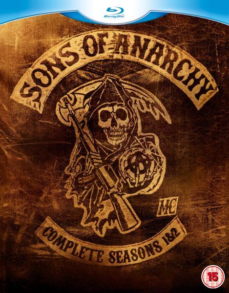 Sons Of Anarchy - Seasons 1-2 Box Set