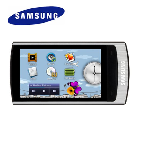 samsung r1 16gb mp3 player silver samr1si16g. Black Bedroom Furniture Sets. Home Design Ideas