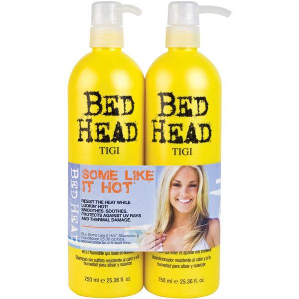 bed head hook up straightener