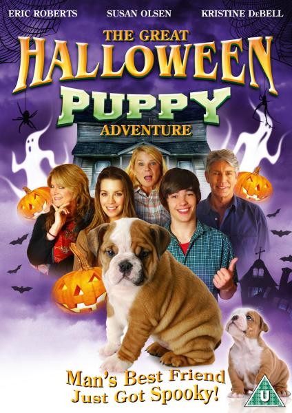 The Great Halloween Puppy Adventure Dvd Zavvi