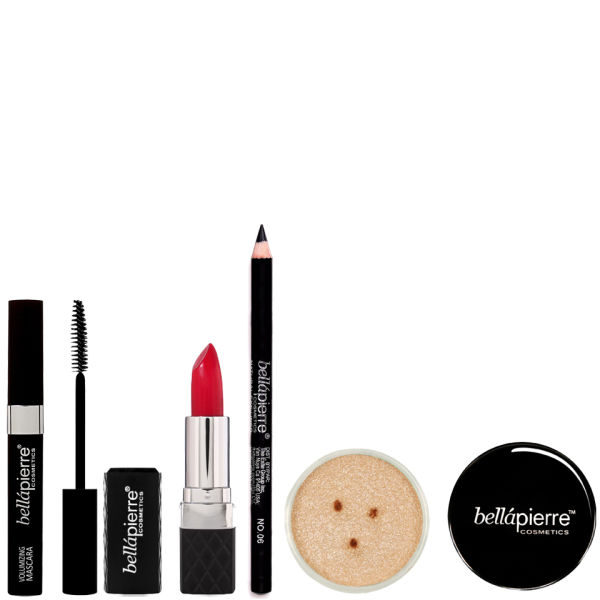 Bellapierre Eyes and Lips Evening Look Essentials