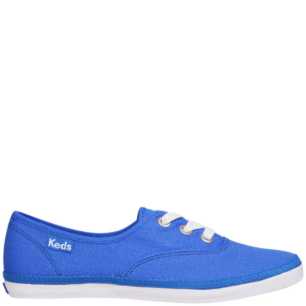 Keds Women's Champion Oxford Pumps - Neon Blue