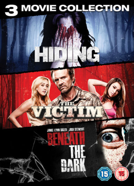 Horror Triple: Hiding / The Victim / Beneath The Dark