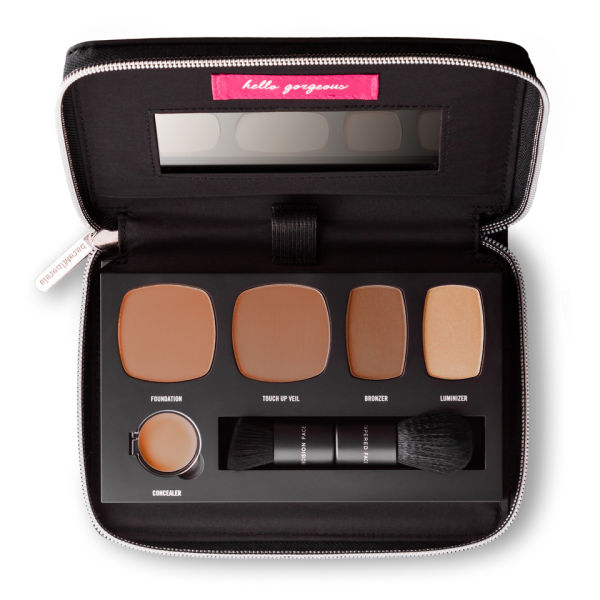 Paleta de maquillaje bareMinerals Ready to Go Complexion Perfection R310
