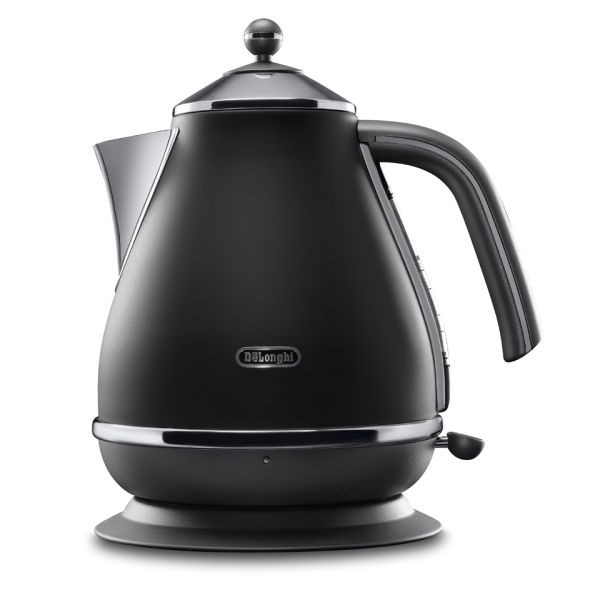 delonghi icona vintage kettle  matt black  iwoot ~ Wasserkocher Von Kitchenaid