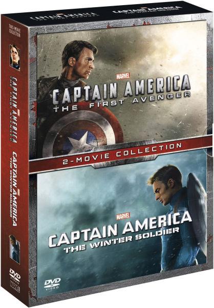 Captain America: The First Avenger / Captain America: The ... | 418 x 600 jpeg 63kB