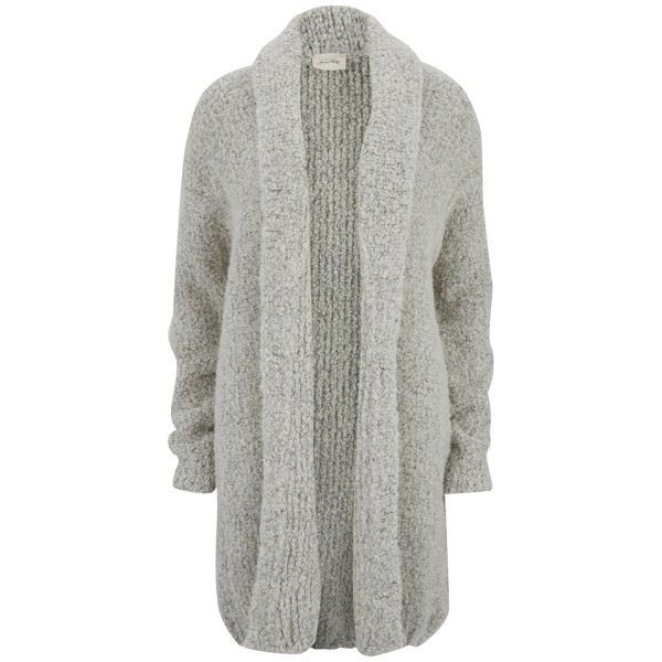 American Vintage Women's Moapa Valley Cardigan - Heather Grey ...