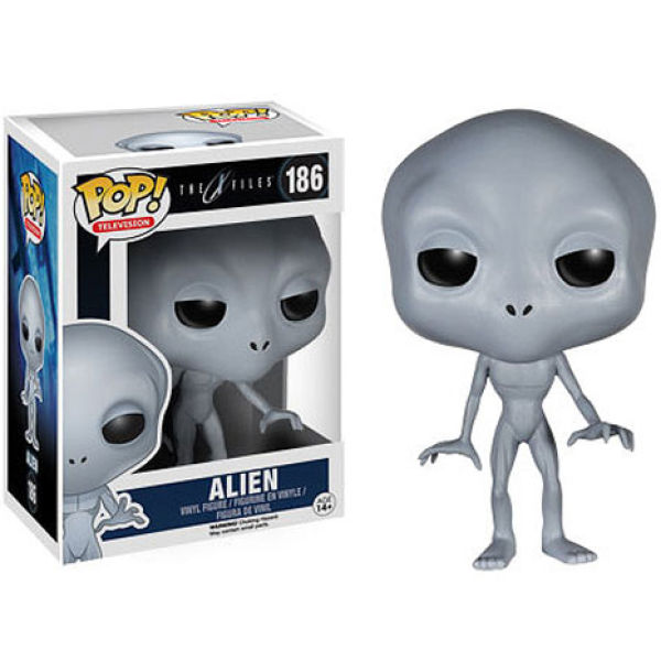 X-Files Alien Pop! Vinyl Figure