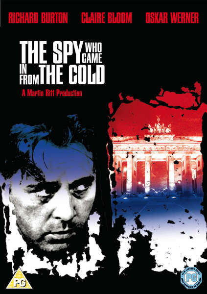The Spy Who Came In From The Cold Dvd Zavvi