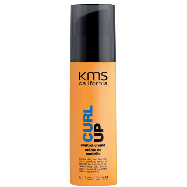 KMS California Crema Controllo Ricci (150 ml)