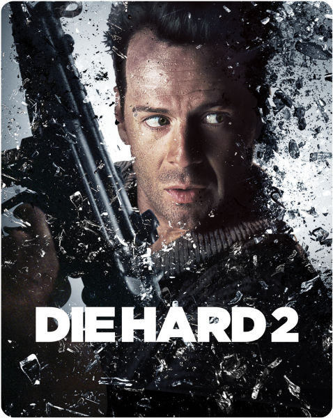 Die Hard 2 Zavvi Exclusive Limited Edition Steelbook Bluray Zavvicom