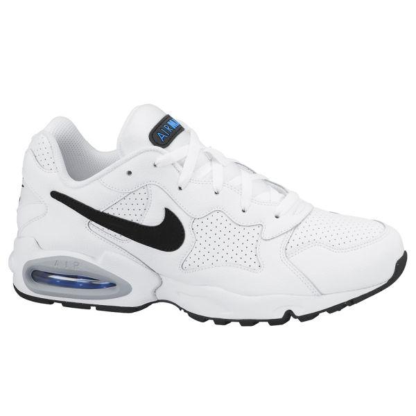 8a0e859ce9e Nike Men s Air Max Triax   94 Leather Trainers - White Black Sports ...