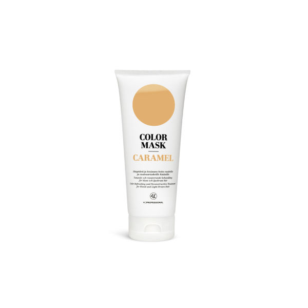 KC Professional Colour Mask -  Caramel (40ml)