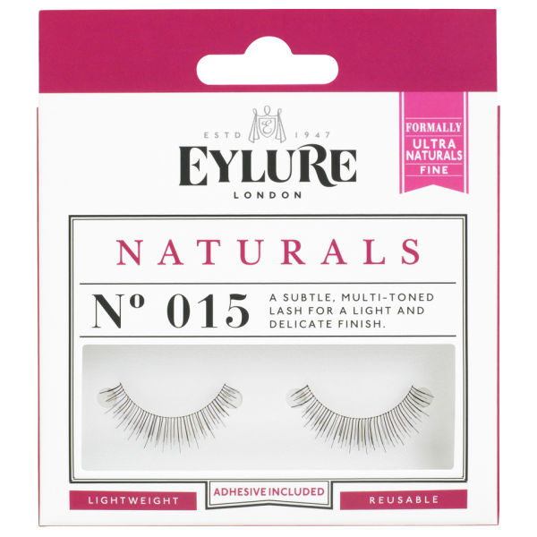 Pestañas postizas Ultra Natural Lashes de Eylure - finas