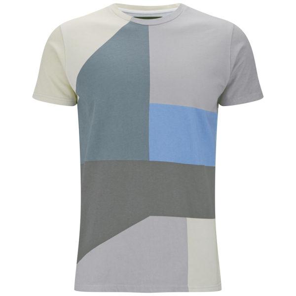 Han Kjobenhavn Men 39 S Multi Colour Printed Cotton T Shirt