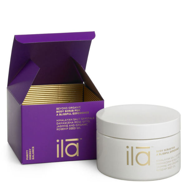 ila-spa Body Scrub for a Blissful Experience 250g