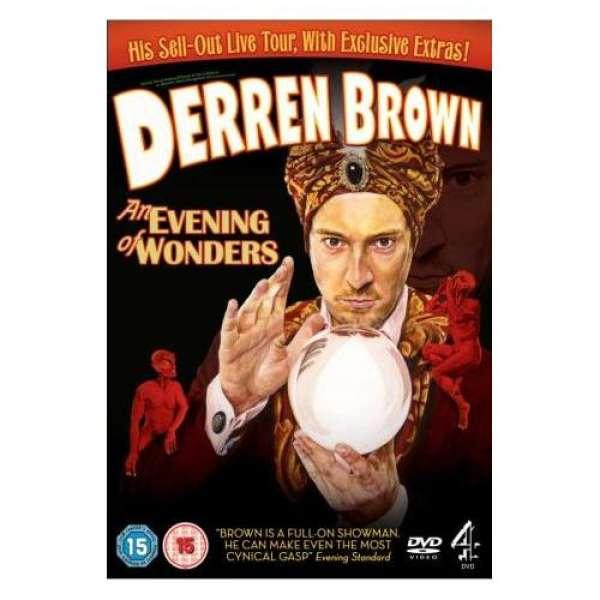 Derren Brown An Evening Of Wonders