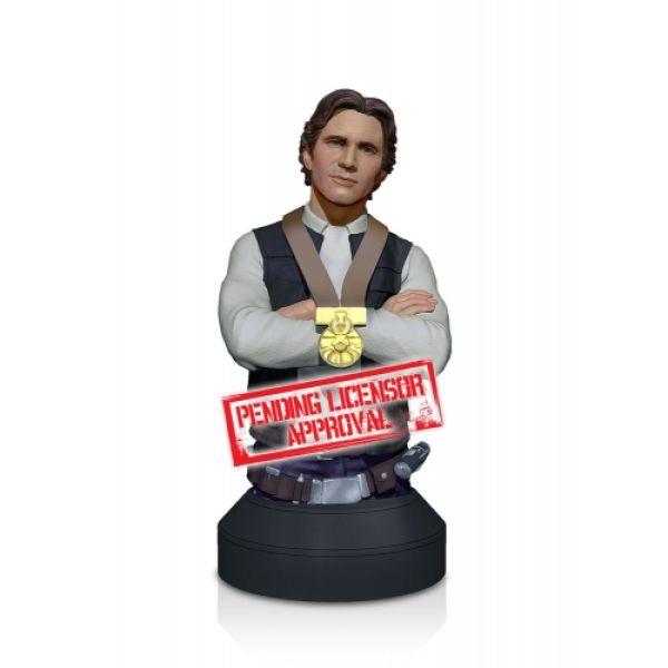 Gentle Giant Star Wars Han Solo Hero of Yavin Mini Bust