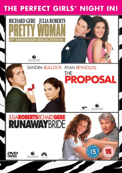 Girls Night In Triple Pack (The Proposal)