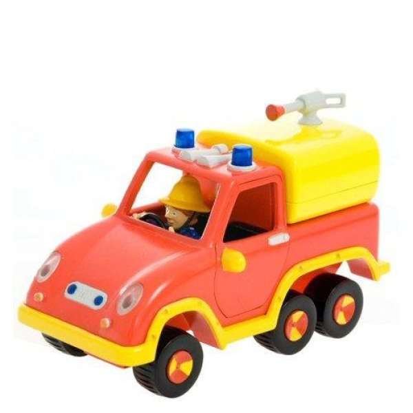 Fireman Sam 5 Inch Diecast Jeep Venus Toys Zavvi