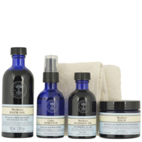 Neal S Yard Remedies Mother To Be Gift Box 5 Products