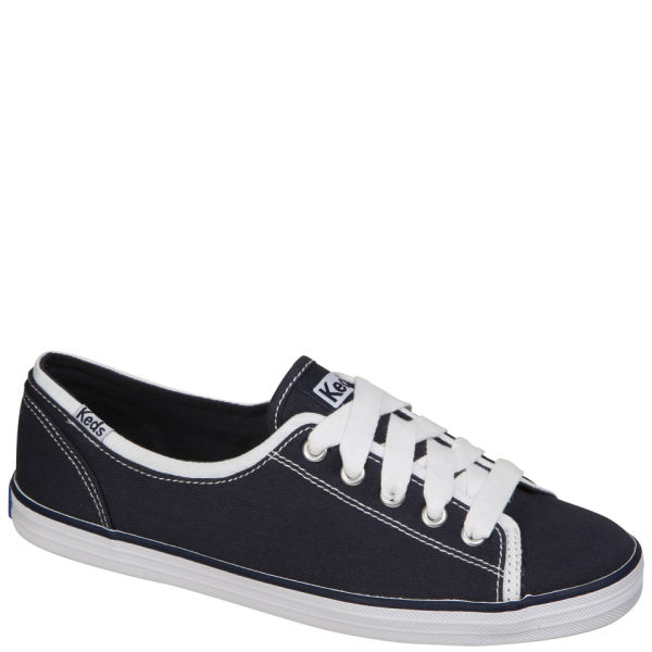 Keds Women's New Lace To Toe Pumps - Navy Canvas