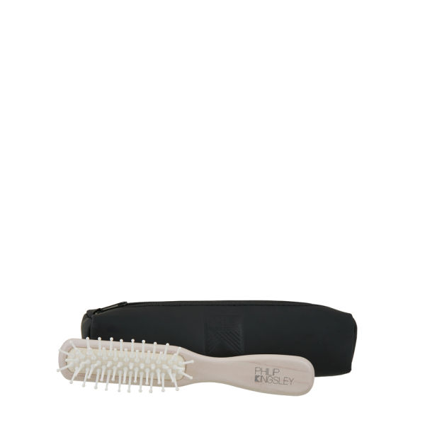 Philip Kingsley Handbag Brush & Case