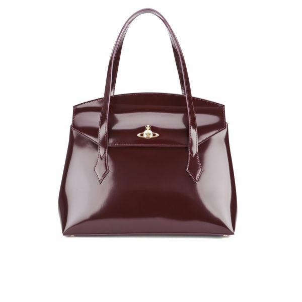 Vivienne Westwood Women's Monaco Tote Bag - Castagna