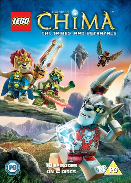 LEGO: Legends of Chima - Season 1: Part 2