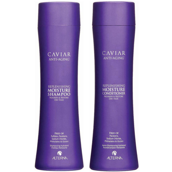 Alterna Caviar Seasilk Moisture Shampoo and Conditioner (250 ml)