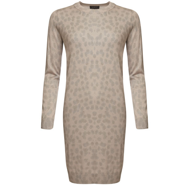 A.P.C. Women's Robe Sweatshirt - Gris Clair