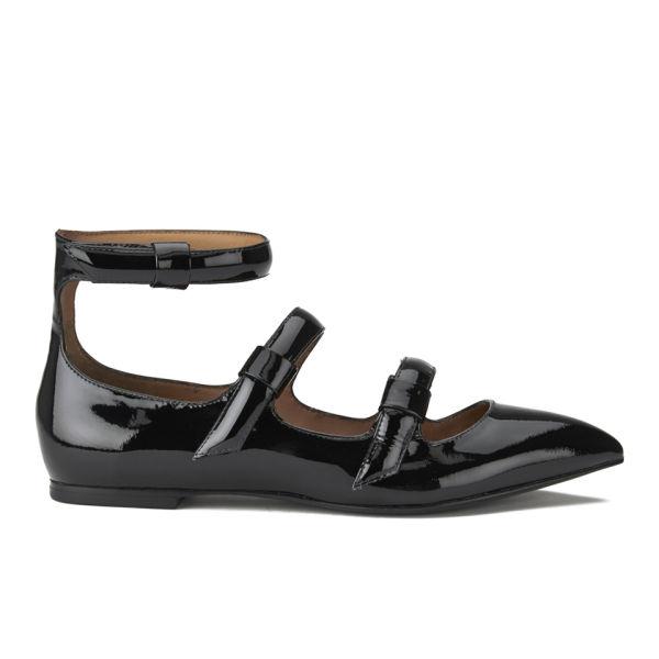 Marc Jacobs Woman Buckled Leather Sandals Black Size 36 Marc Jacobs xsCoF1u