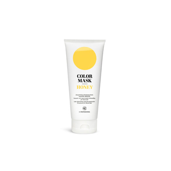KC Professional Colour Mask -  Honey (40ml)