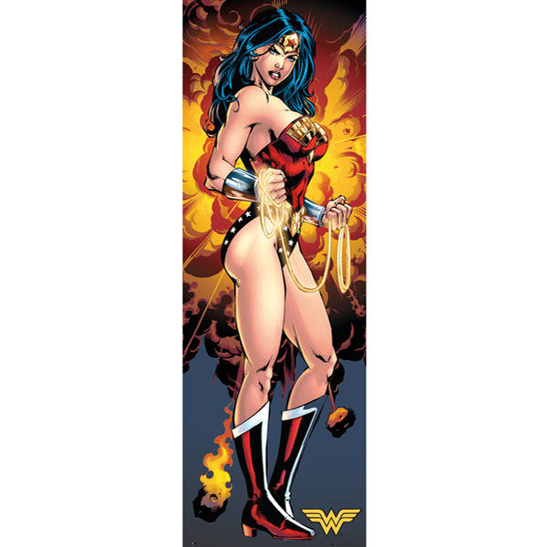 DC Comics Wonder Woman - Door Poster - 53 x 158cm