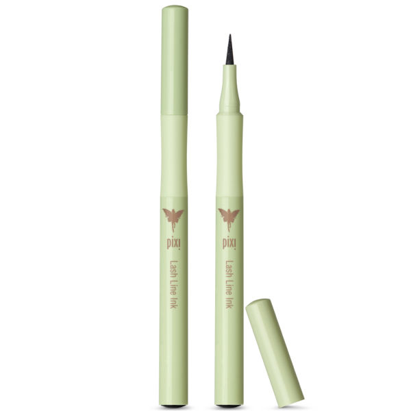 Pixi Lash Line Ink - Black Silk