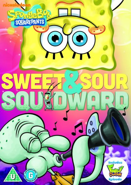 SpongeBob SquarePants: Sweet and Sour Squidward