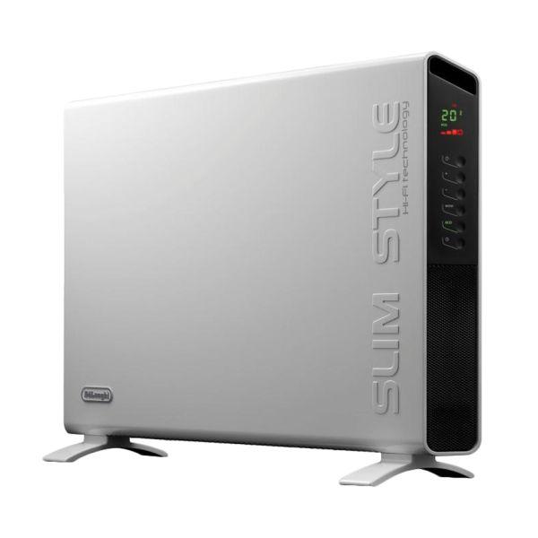 De'Longhi HCX9124E Slim Style Convection Heater with Digital Timer
