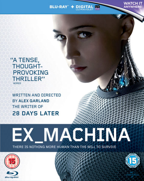 Ex_Machina (Includes UltraViolet Copy)