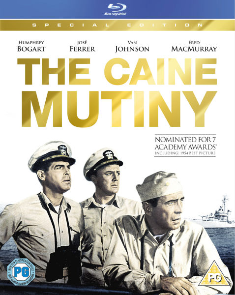 Image result for humphrey bogart in caine mutiny