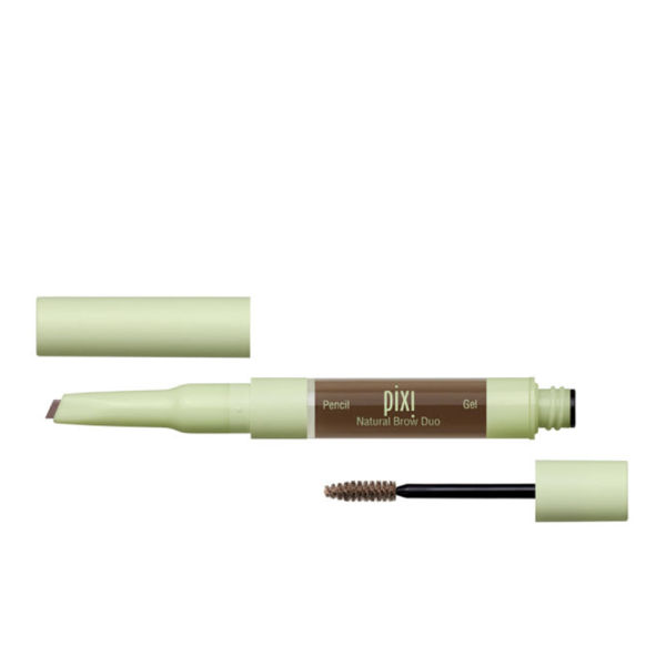 Pixi Natural Brow Duo - Medium Brown